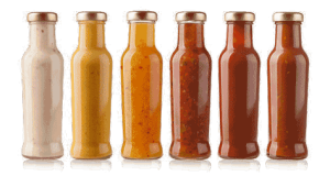 mixed-sauces